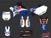 Kit Déco Moto Cross Replica Team 2b Yamaha 250 YZ 2013