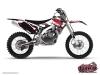 Yamaha 450 YZF Dirt Bike Replica Team 2b Graphic Kit 2010