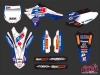 Kit Déco Moto Cross Replica Team 2b Yamaha 450 YZF 2013