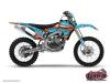 Yamaha 450 YZF Dirt Bike Replica Thomas Allier Graphic Kit 2011