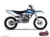 Yamaha 450 YZF Dirt Bike Replica Thomas Allier Graphic Kit 2013