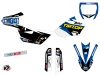 Kit Déco Moto Cross Replica Team Tip Top Yamaha 85 YZ 2015