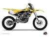 Yamaha 450 YZF Dirt Bike Vintage Graphic Kit 60th-anniversary