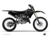 Kit Déco Moto Cross Zombies Dark Yamaha 250 YZ Noir