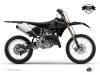 Kit Déco Moto Cross Zombies Dark Yamaha 250 YZ Noir LIGHT