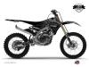 Kit Déco Moto Cross Zombies Dark Yamaha 450 YZF Noir LIGHT