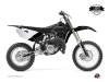 Yamaha 85 YZ Dirt Bike Zombies Dark Graphic Kit Black LIGHT