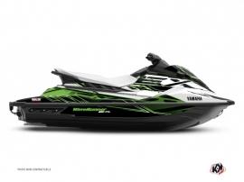 Yamaha EX Jet-Ski Mission Graphic Kit White Green