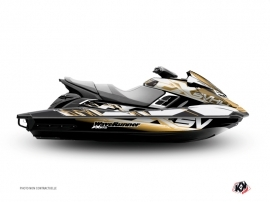 Yamaha FX Jet-Ski Mission Graphic Kit Brown