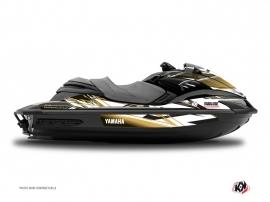 Yamaha FZR-FZS Jet-Ski Mission Graphic Kit Brown