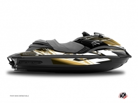 Yamaha FZR-FZS Jet-Ski Mission Graphic Kit Brown
