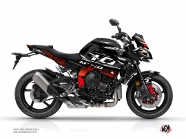 Yamaha MT 10 Street Bike Mission Graphic Kit Red