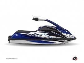 Yamaha Superjet Jet-Ski Mission Graphic Kit Blue