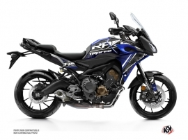 Yamaha TRACER 900 Street Bike Mission Graphic Kit Blue