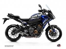 Yamaha TRACER 900 Street Bike Mission Graphic Kit Blue