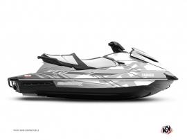 Yamaha VX Jet-Ski Mission Graphic Kit White