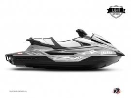 Yamaha VX Jet-Ski Mission Graphic Kit White LIGHT