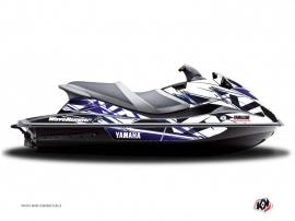 Yamaha VXR-VXS Jet-Ski Mission Graphic Kit Blue