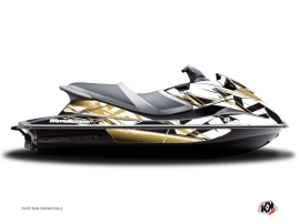 Yamaha VXR-VXS Jet-Ski Mission Graphic Kit Brown