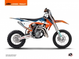 KTM 65 SX Dirt Bike Origin-K22 Graphic Kit Blue