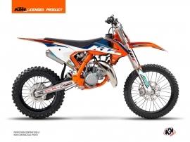 KTM 85 SX Dirt Bike Origin-K22 Graphic Kit Blue