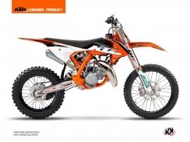 KTM 85 SX Dirt Bike Origin-K22 Graphic Kit Black