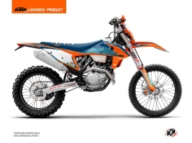 KTM EXC-EXCF Dirt Bike Origin-K22 Graphic Kit Orange