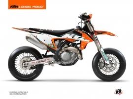 KTM 450 SMR Dirt Bike Origin-K22 Graphic Kit Black