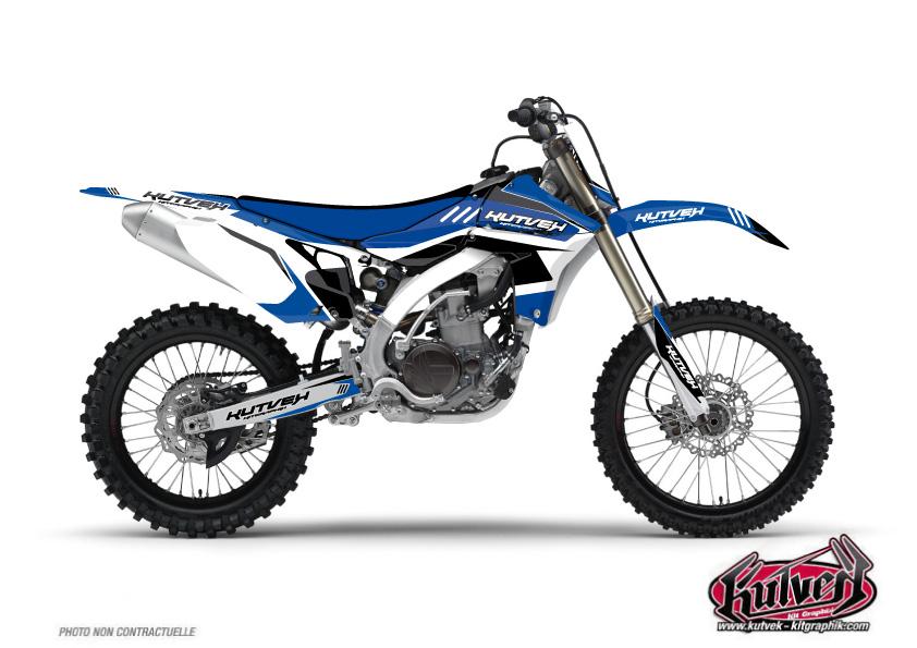 Kit Déco Moto Cross Chrono Yamaha 450 YZF