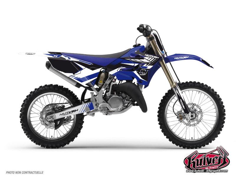 Yamaha 250 YZ Dirt Bike Pulsar Graphic Kit