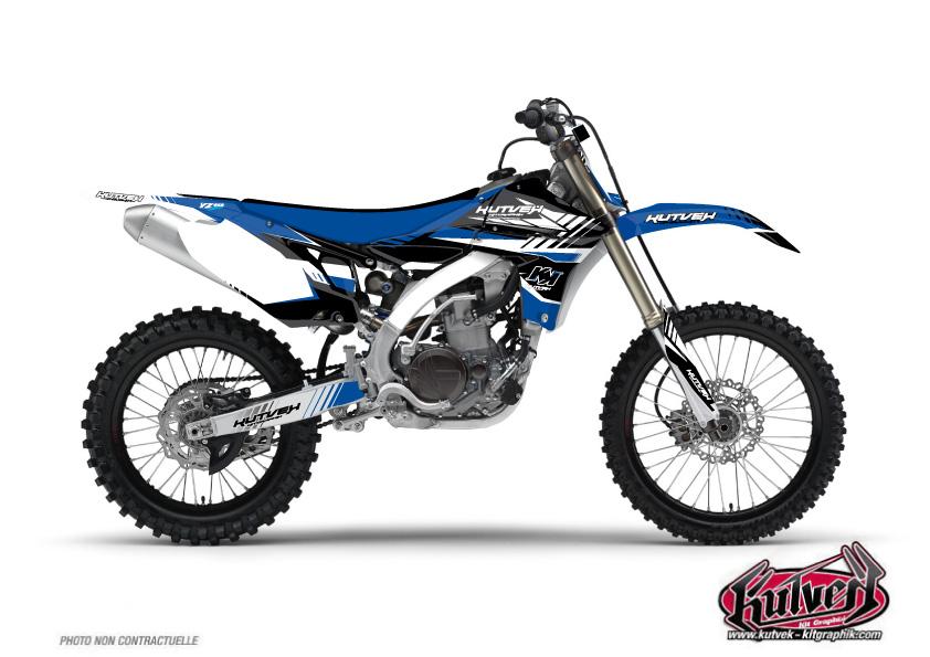 Kit Déco Moto Cross Pulsar Yamaha 450 YZF