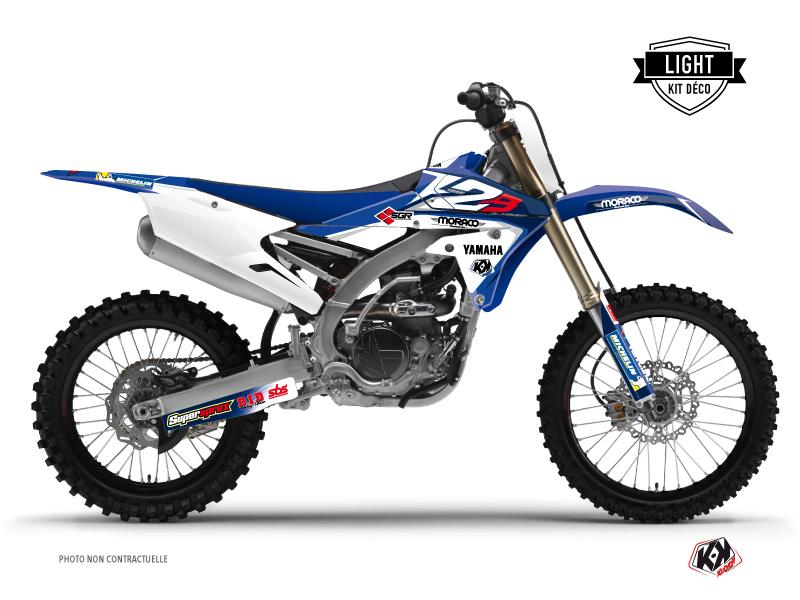 Kit Déco Moto Cross Replica Team 2b Yamaha 250 YZF LIGHT