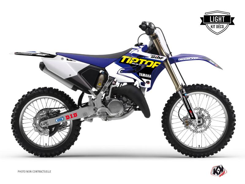 Kit Déco Moto Cross Replica Team Tip Top Yamaha 125 YZ LIGHT