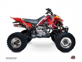 Kit Déco Quad Outlaw Polaris Outlaw 525 Noir Rouge