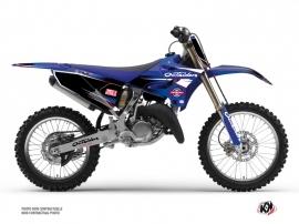 Yamaha 125 YZ Dirt Bike Replica Outsiders Academy Graphic Kit 2018