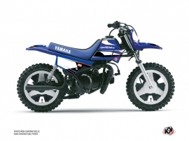 Yamaha PW 50 Dirt Bike Replica Outsiders Academy Graphic Kit 2018
