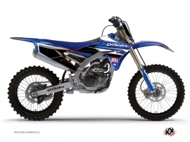 Yamaha 250 YZF Dirt Bike Replica Outsiders OTS Graphic Kit 2018