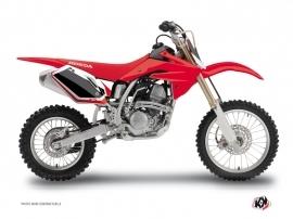 Graphic Kit Number Plates ALFA Dirt Bike Honda 125 CR
