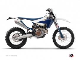 Graphic Kit Number Plates ALFA Dirt Bike Husqvarna 250 TE