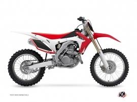 Graphic Kit Number Plates ALFA Dirt Bike Honda 250 CRF