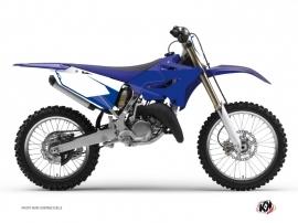 Kit Déco Fonds de plaques ALFA Moto Cross Yamaha 250 YZ