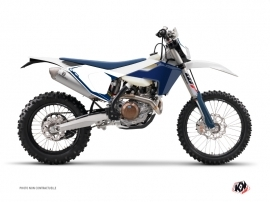 Graphic Kit Number Plates ALFA Dirt Bike Husqvarna 350 FE