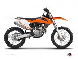 Graphic Kit Number Plates ALFA Dirt Bike KTM 350 SXF