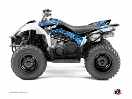 Kit Déco Quad Predator Yamaha 350-450 Wolverine Bleu