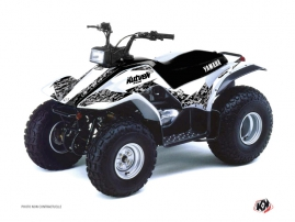 Kit Déco Quad Predator Yamaha Breeze Blanc