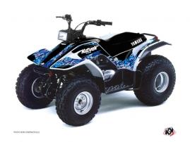 Kit Déco Quad Predator Yamaha Breeze Bleu