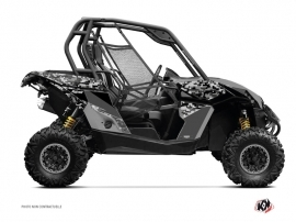 Can Am Maverick UTV Predator Graphic Kit Black