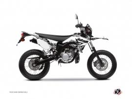 MBK Xlimit 50cc Predator Graphic Kit White