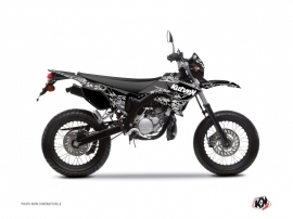 MBK Xlimit 50cc Predator Graphic Kit Black