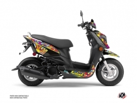 Kit Déco Scooter Psyke Yamaha ZUMA 50FX Colors